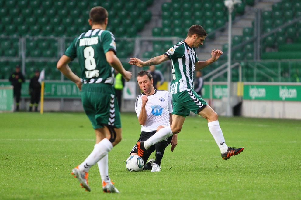 Legia Warszawa 2-0 Żalgiris Wilno - fot. Piotr Galas (zdjęcie 10 z 27)