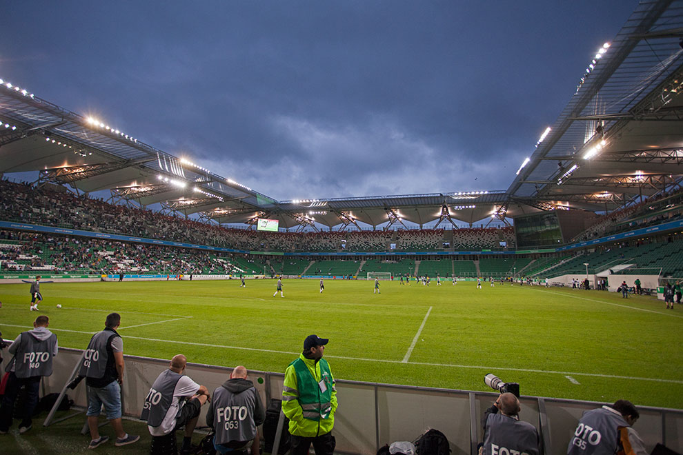 Legia Warszawa 2-0 Żalgiris Wilno - fot. Piotr Galas (zdjęcie 13 z 27)