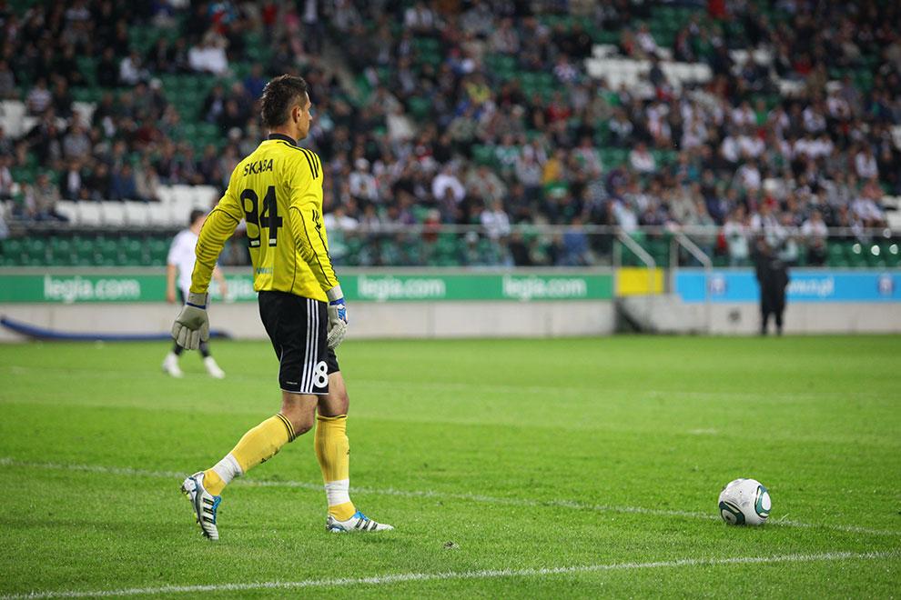 Legia Warszawa 2-0 Żalgiris Wilno - fot. Piotr Galas (zdjęcie 14 z 27)