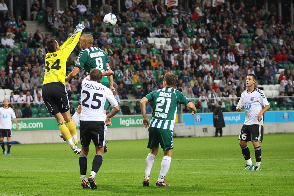 Legia Warszawa 2-0 Żalgiris Wilno - fot. Piotr Galas (zdjęcie 15 z 27)
