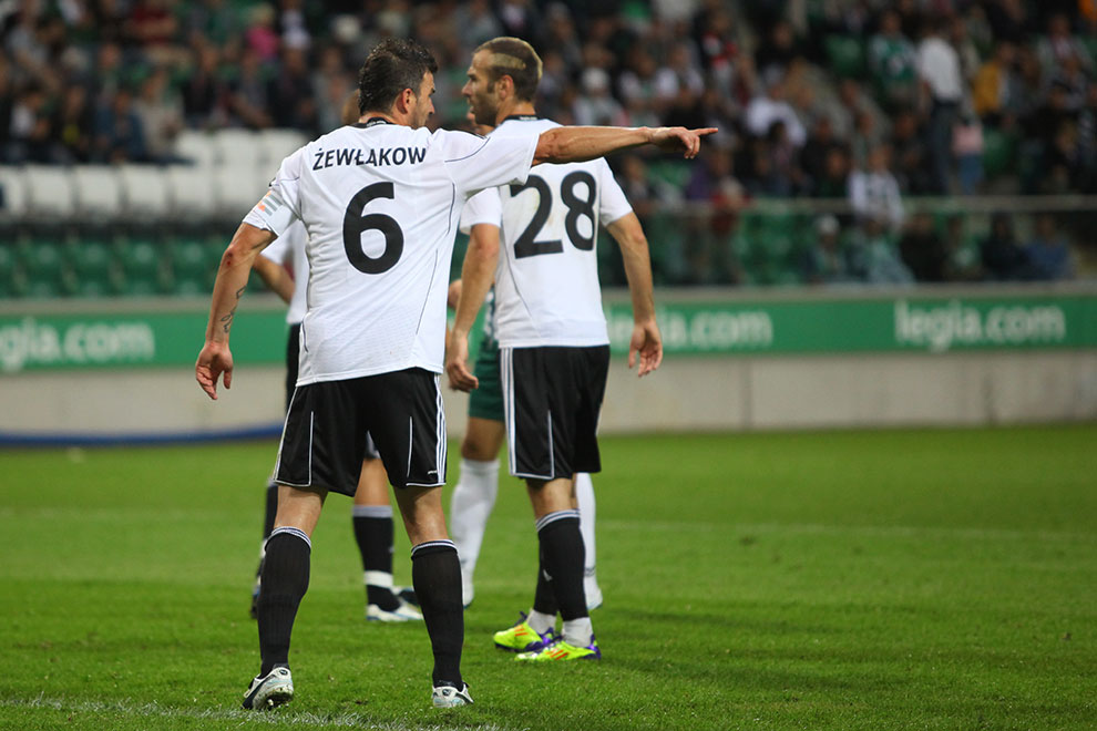 Legia Warszawa 2-0 Żalgiris Wilno - fot. Piotr Galas (zdjęcie 17 z 27)