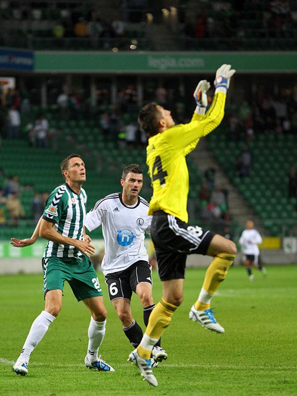 Legia Warszawa 2-0 Żalgiris Wilno - fot. Piotr Galas (zdjęcie 18 z 27)