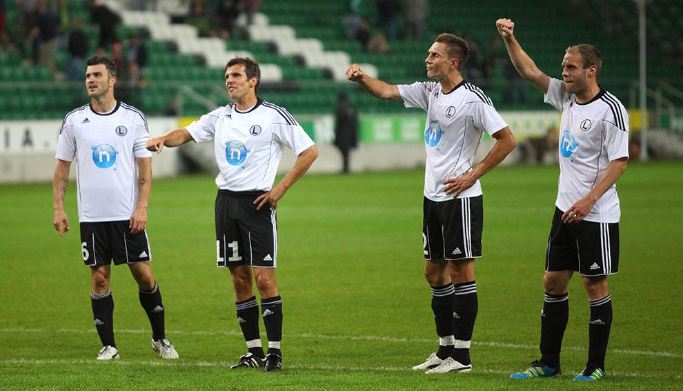 Legia Warszawa 2-0 Żalgiris Wilno - fot. Piotr Galas (zdjęcie 20 z 27)