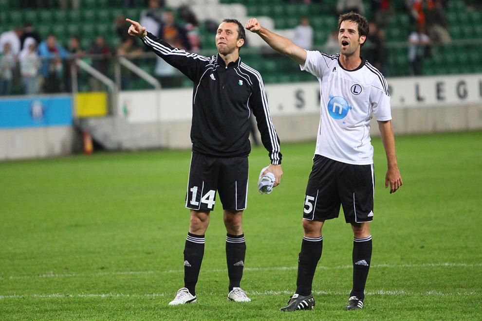 Legia Warszawa 2-0 Żalgiris Wilno - fot. Piotr Galas (zdjęcie 21 z 27)