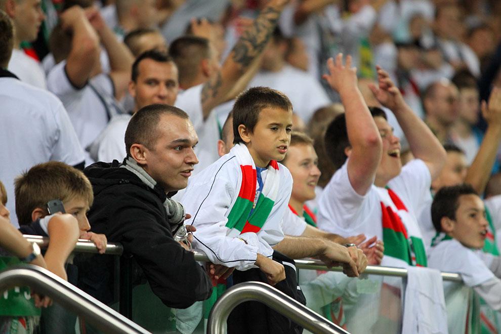 Legia Warszawa 2-0 Żalgiris Wilno - fot. Piotr Galas (zdjęcie 23 z 27)