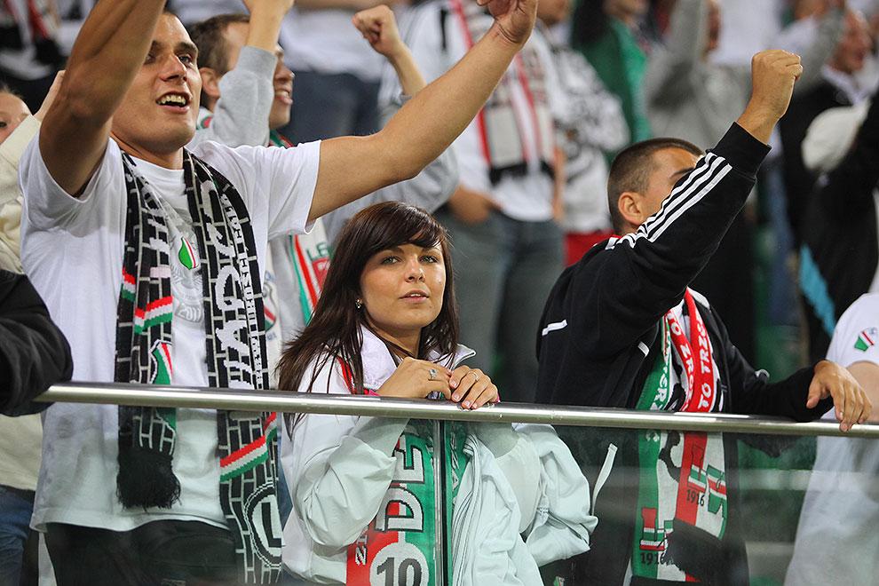 Legia Warszawa 2-0 Żalgiris Wilno - fot. Piotr Galas (zdjęcie 24 z 27)