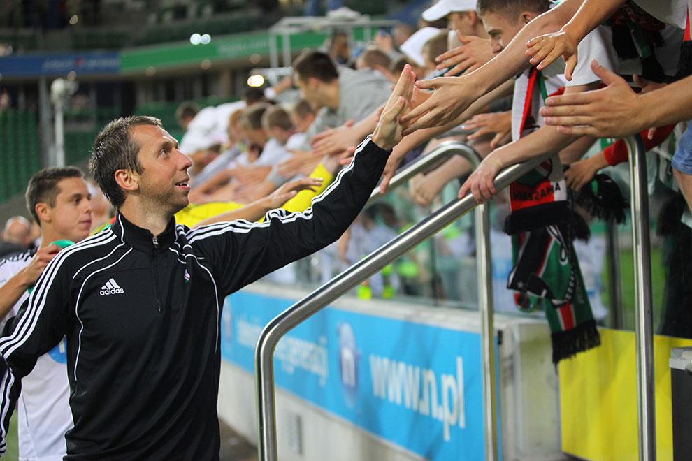 Legia Warszawa 2-0 Żalgiris Wilno - fot. Piotr Galas (zdjęcie 26 z 27)