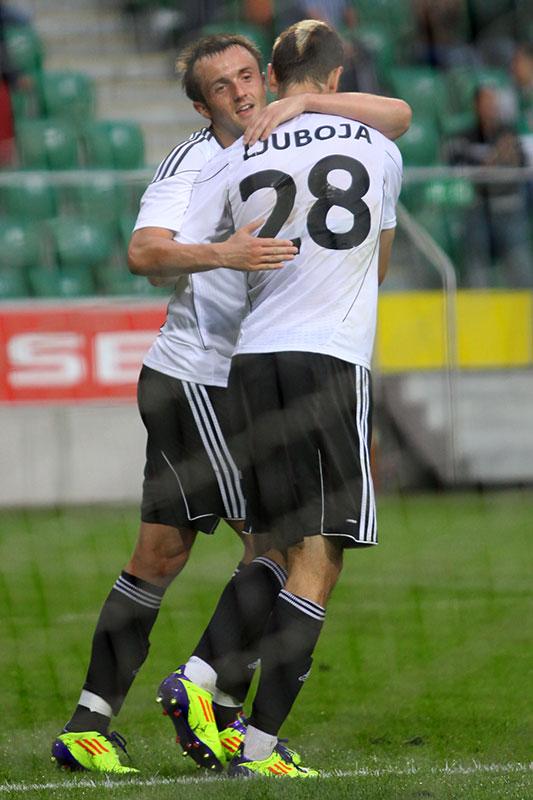 Legia Warszawa 2-0 Żalgiris Wilno - fot. Piotr Galas (zdjęcie 8 z 27)