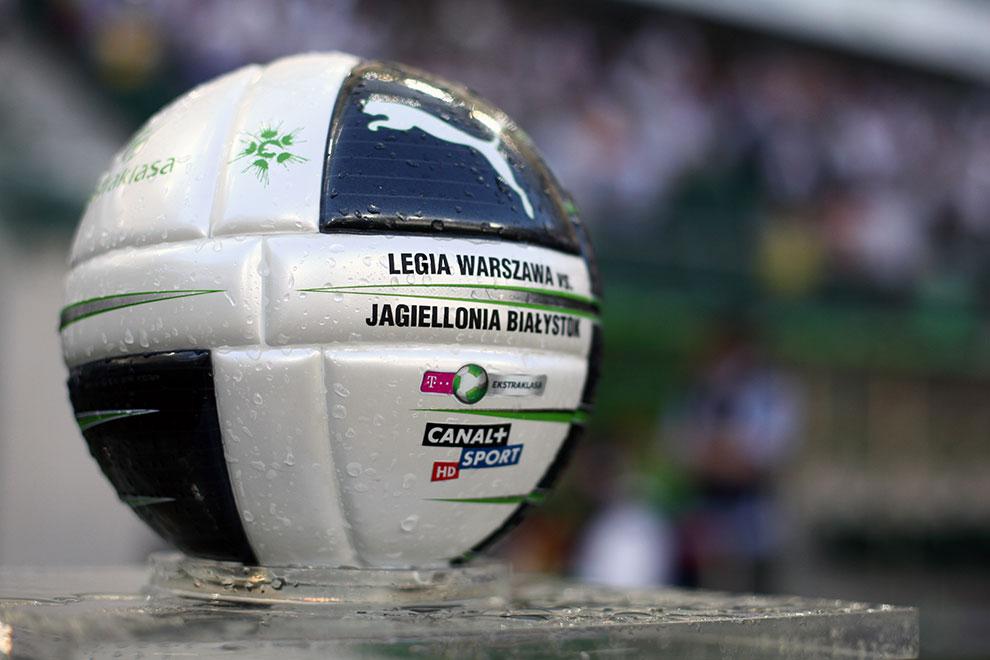 Legia Warszawa 1-1 Jagiellonia Białystok - fot. Piotr Galas (zdjęcie 1 z 94)