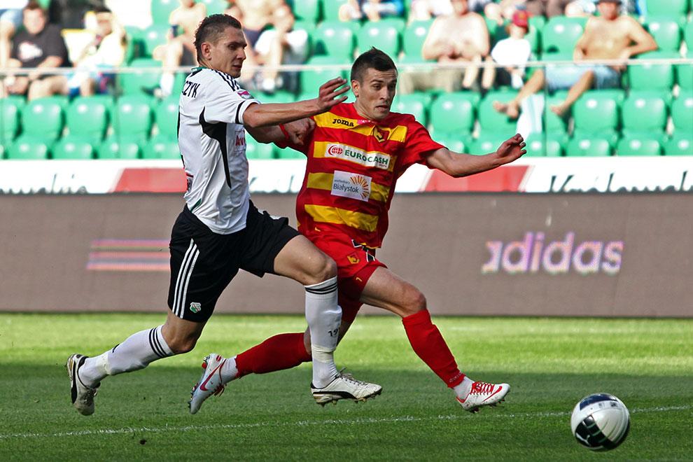 Legia Warszawa 1-1 Jagiellonia Białystok - fot. Piotr Galas (zdjęcie 16 z 94)