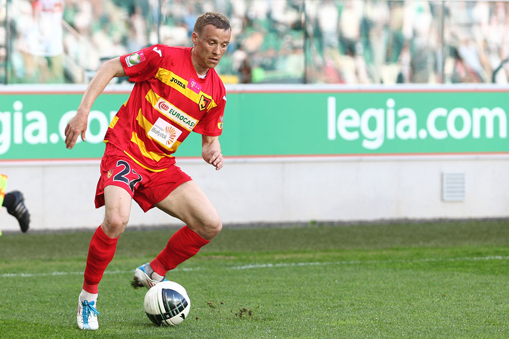 Legia Warszawa 1-1 Jagiellonia Białystok - fot. Piotr Galas (zdjęcie 21 z 94)