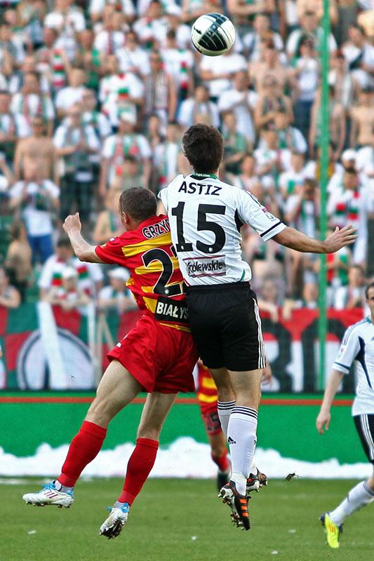 Legia Warszawa 1-1 Jagiellonia Białystok - fot. Piotr Galas (zdjęcie 23 z 94)