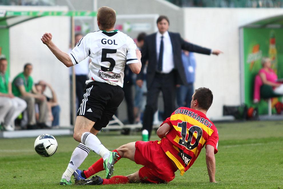 Legia Warszawa 1-1 Jagiellonia Białystok - fot. Piotr Galas (zdjęcie 28 z 94)