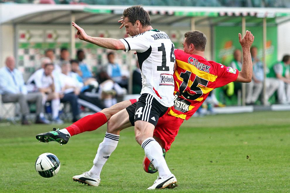 Legia Warszawa 1-1 Jagiellonia Białystok - fot. Piotr Galas (zdjęcie 31 z 94)