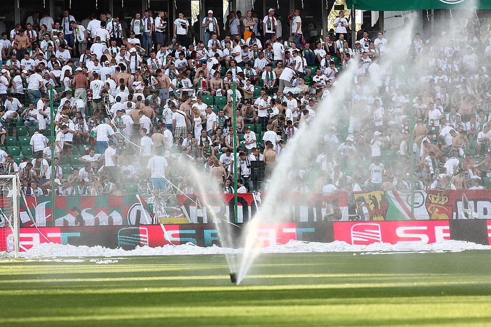 Legia Warszawa 1-1 Jagiellonia Białystok - fot. Piotr Galas (zdjęcie 38 z 94)