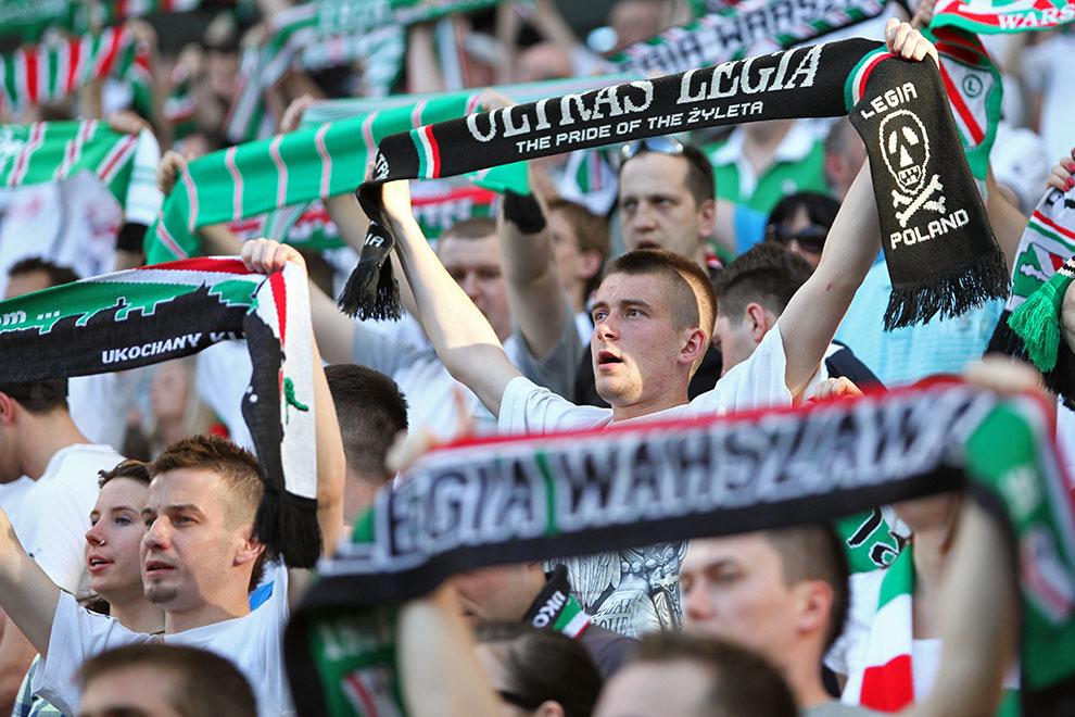 Legia Warszawa 1-1 Jagiellonia Białystok - fot. Piotr Galas (zdjęcie 41 z 94)