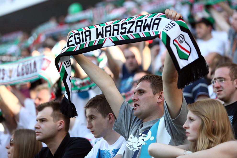 Legia Warszawa 1-1 Jagiellonia Białystok - fot. Piotr Galas (zdjęcie 43 z 94)