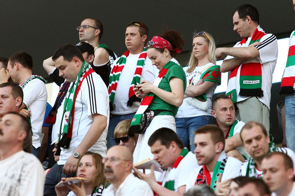 Legia Warszawa 1-1 Jagiellonia Białystok - fot. Piotr Galas (zdjęcie 44 z 94)