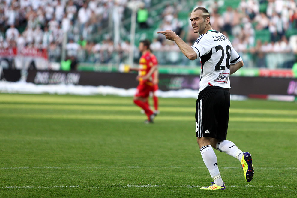 Legia Warszawa 1-1 Jagiellonia Białystok - fot. Piotr Galas (zdjęcie 49 z 94)