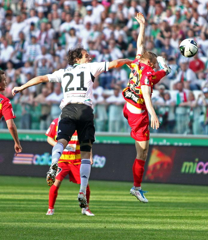 Legia Warszawa 1-1 Jagiellonia Białystok - fot. Piotr Galas (zdjęcie 50 z 94)