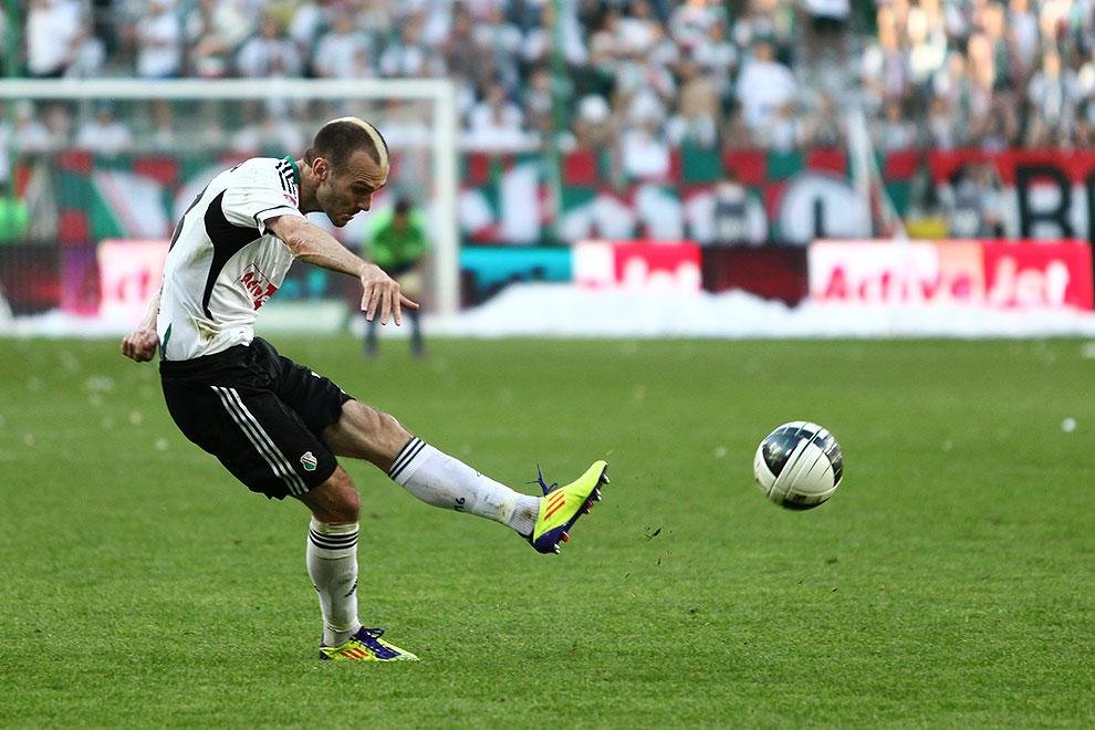 Legia Warszawa 1-1 Jagiellonia Białystok - fot. Piotr Galas (zdjęcie 57 z 94)