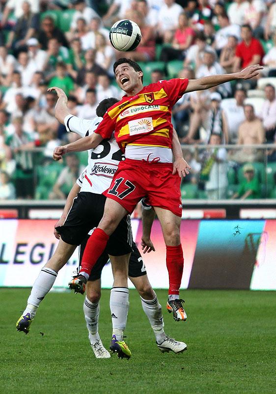 Legia Warszawa 1-1 Jagiellonia Białystok - fot. Piotr Galas (zdjęcie 65 z 94)