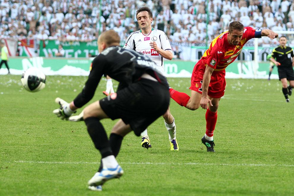 Legia Warszawa 1-1 Jagiellonia Białystok - fot. Piotr Galas (zdjęcie 68 z 94)