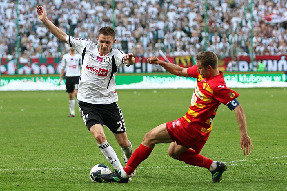 Legia Warszawa 1-1 Jagiellonia Białystok - fot. Piotr Galas (zdjęcie 69 z 94)