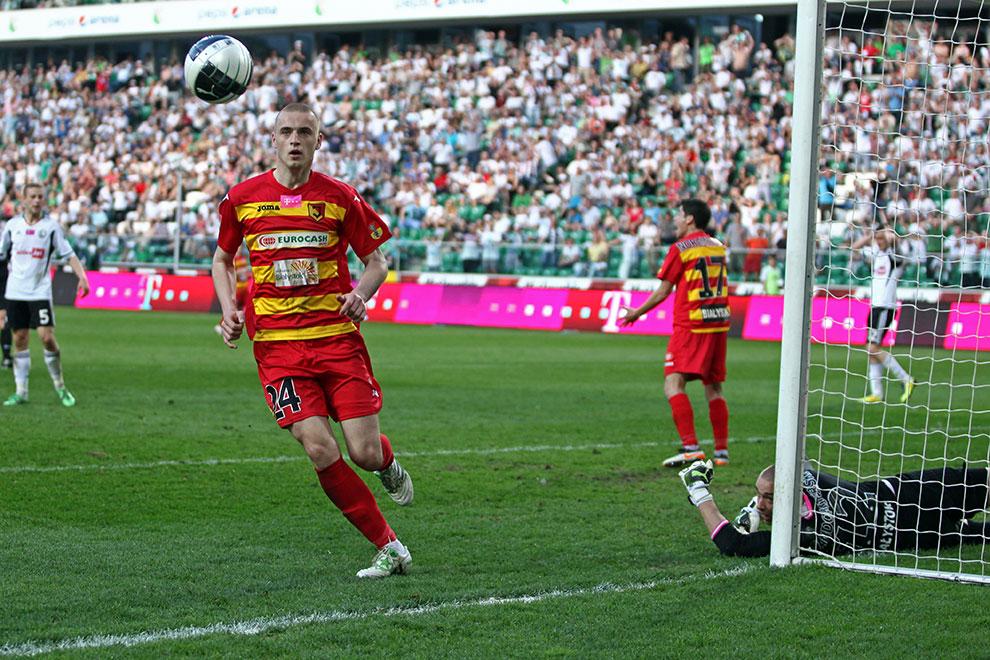 Legia Warszawa 1-1 Jagiellonia Białystok - fot. Piotr Galas (zdjęcie 74 z 94)