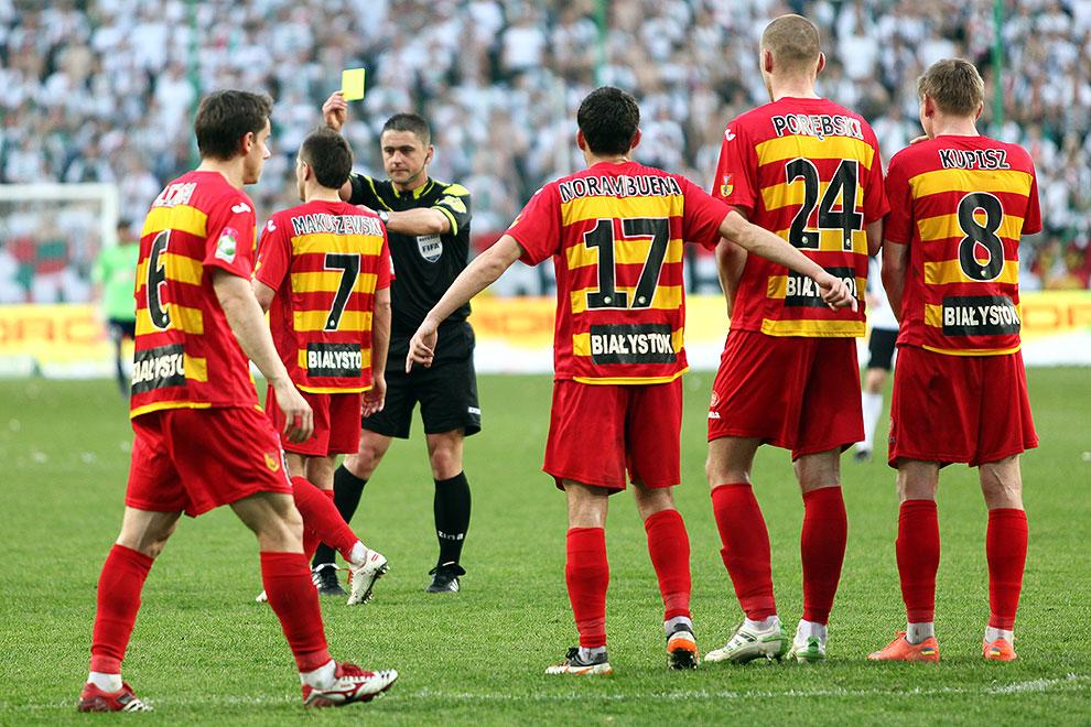 Legia Warszawa 1-1 Jagiellonia Białystok - fot. Piotr Galas (zdjęcie 82 z 94)