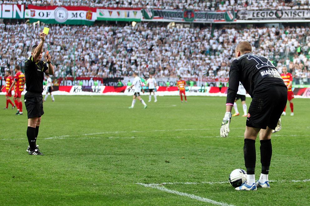 Legia Warszawa 1-1 Jagiellonia Białystok - fot. Piotr Galas (zdjęcie 83 z 94)