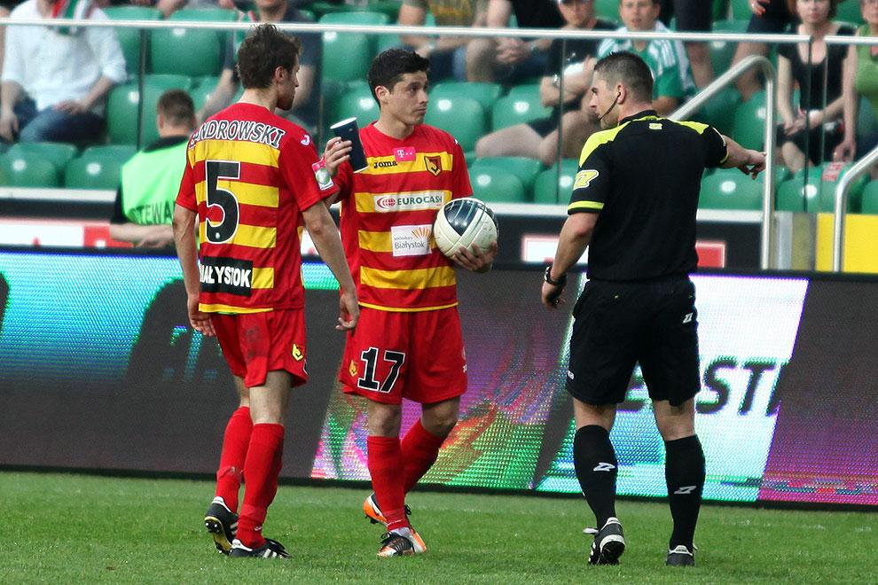 Legia Warszawa 1-1 Jagiellonia Białystok - fot. Piotr Galas (zdjęcie 84 z 94)