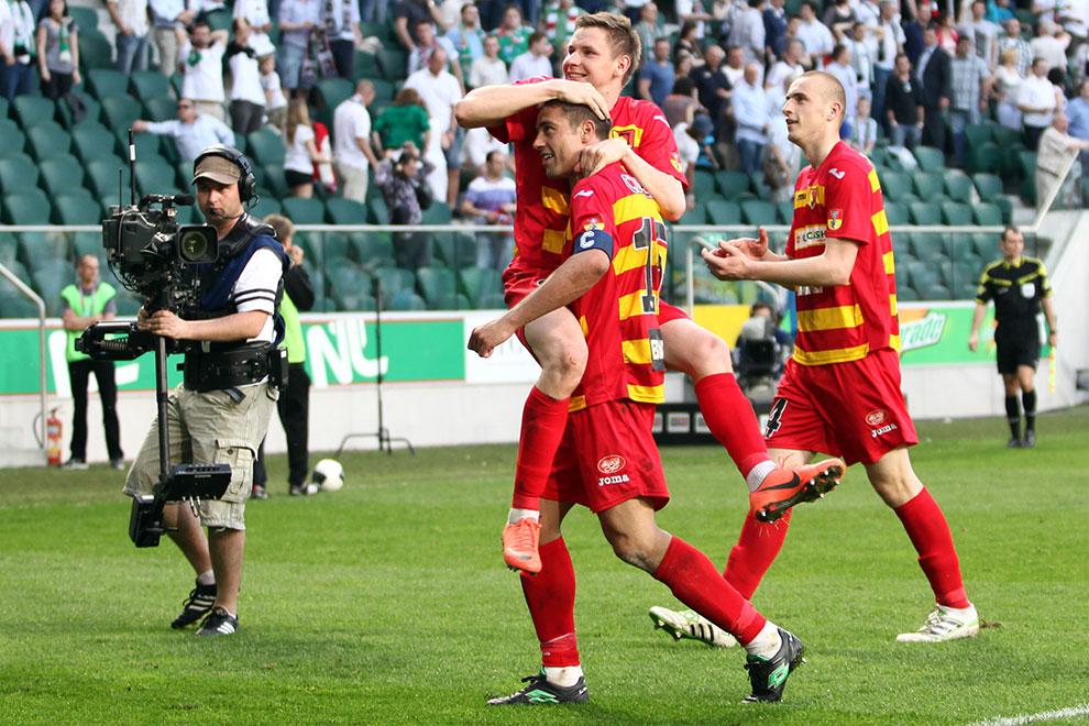Legia Warszawa 1-1 Jagiellonia Białystok - fot. Piotr Galas (zdjęcie 89 z 94)