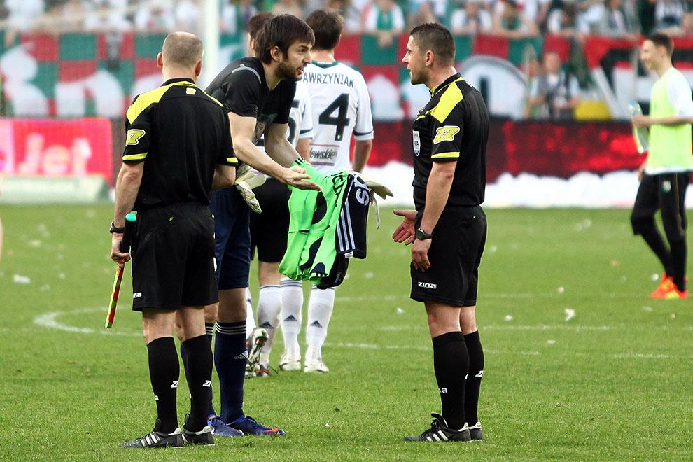 Legia Warszawa 1-1 Jagiellonia Białystok - fot. Piotr Galas (zdjęcie 93 z 94)