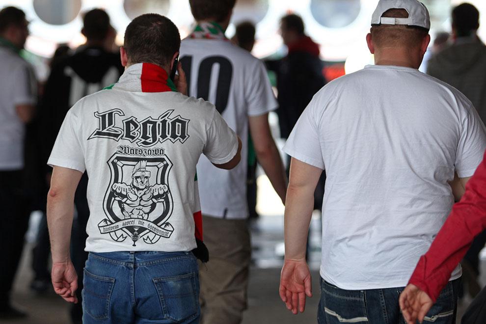 Legia Warszawa 0-1 Lech Poznań - fot. Piotr Galas (zdjęcie 101 z 103)