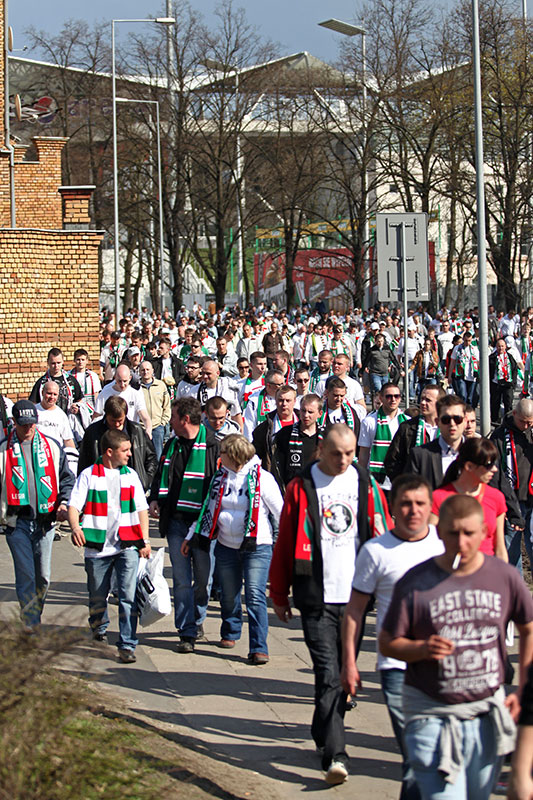 Legia Warszawa 0-1 Lech Poznań - fot. Piotr Galas (zdjęcie 102 z 103)