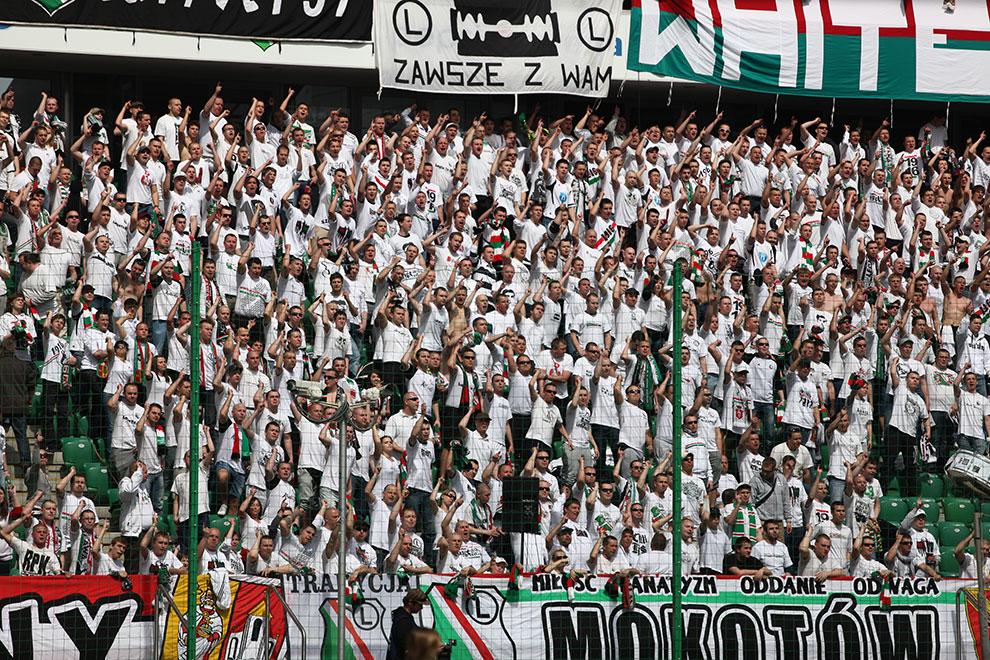 Legia Warszawa 0-1 Lech Poznań - fot. Piotr Galas (zdjęcie 11 z 103)