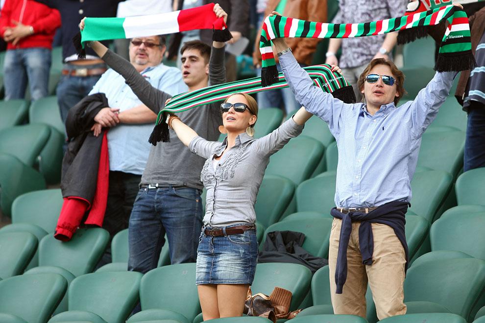 Legia Warszawa 0-1 Lech Poznań - fot. Piotr Galas (zdjęcie 16 z 103)