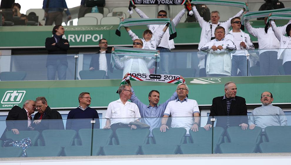 Legia Warszawa 0-1 Lech Poznań - fot. Piotr Galas (zdjęcie 17 z 103)