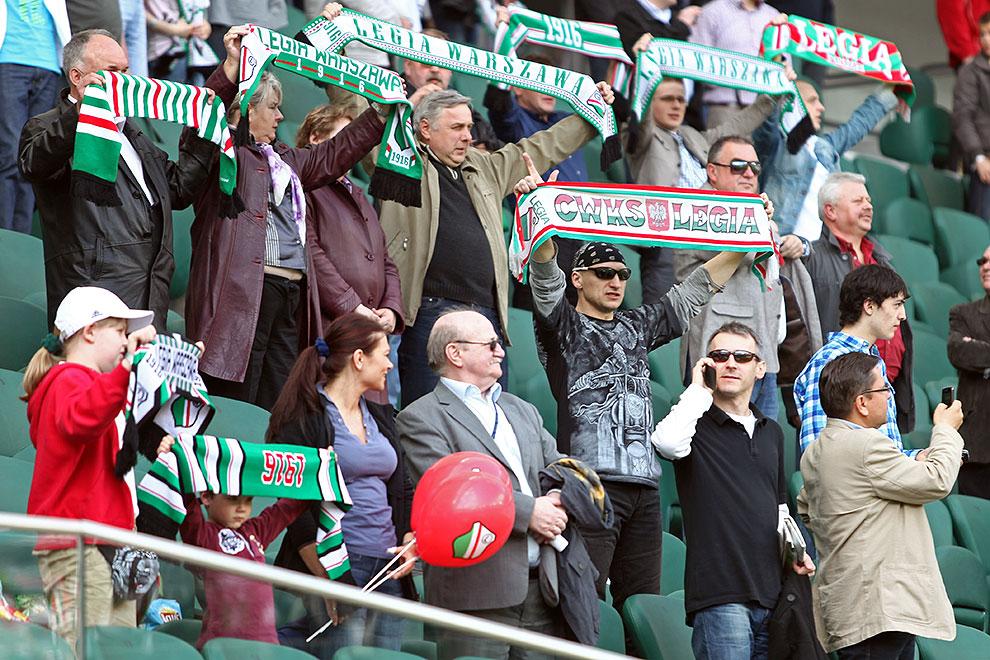 Legia Warszawa 0-1 Lech Poznań - fot. Piotr Galas (zdjęcie 18 z 103)
