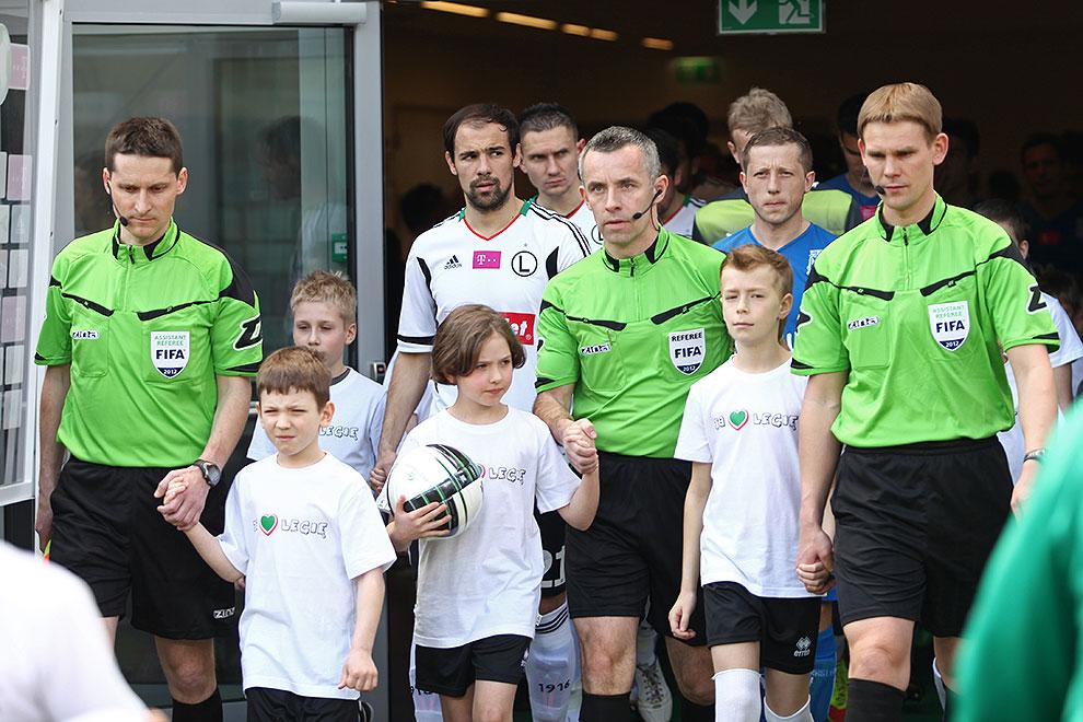 Legia Warszawa 0-1 Lech Poznań - fot. Piotr Galas (zdjęcie 20 z 103)