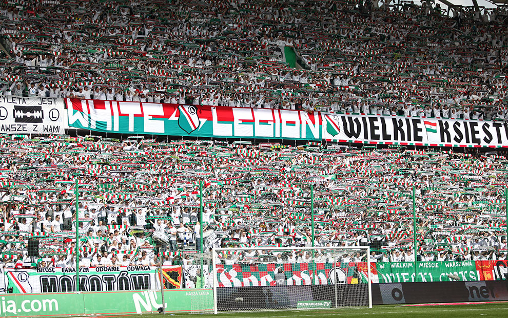 Legia Warszawa 0-1 Lech Poznań - fot. Piotr Galas (zdjęcie 22 z 103)