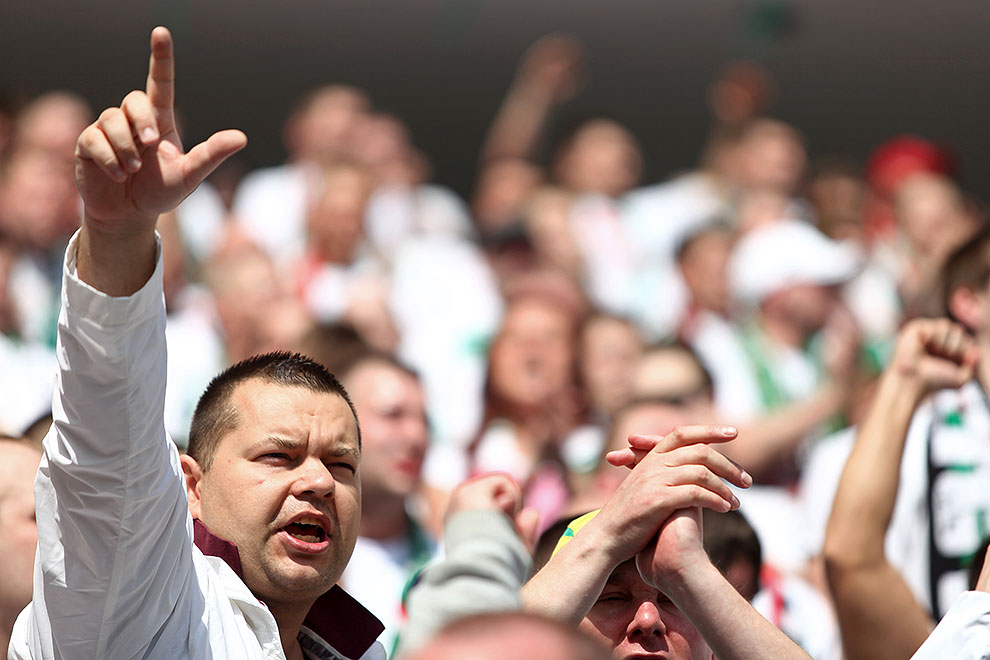 Legia Warszawa 0-1 Lech Poznań - fot. Piotr Galas (zdjęcie 27 z 103)