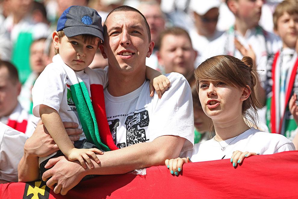 Legia Warszawa 0-1 Lech Poznań - fot. Piotr Galas (zdjęcie 29 z 103)