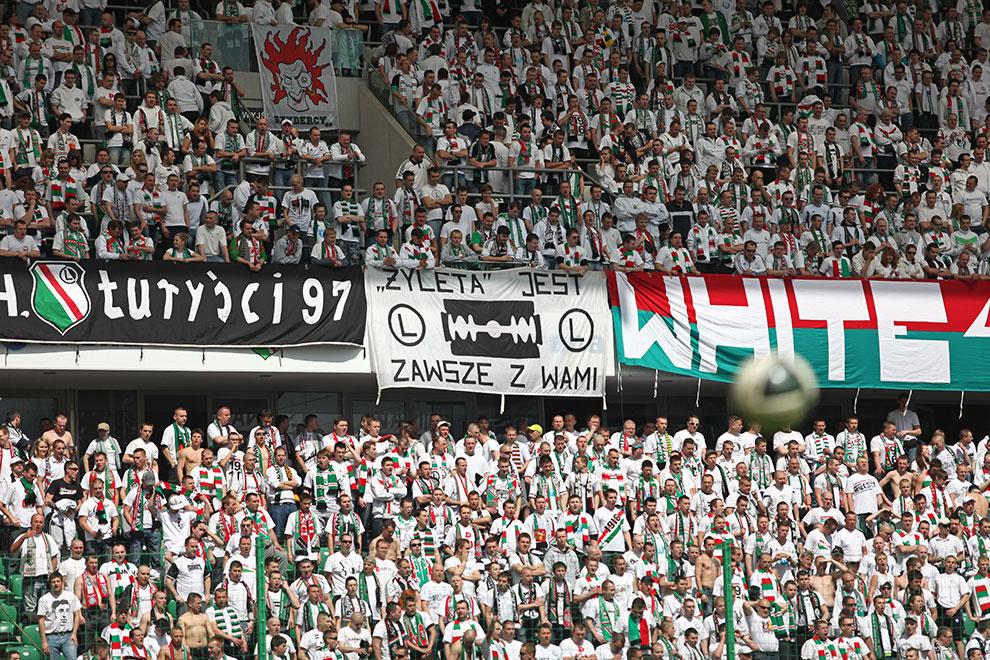 Legia Warszawa 0-1 Lech Poznań - fot. Piotr Galas (zdjęcie 3 z 103)