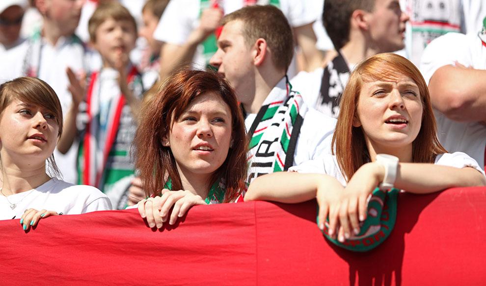 Legia Warszawa 0-1 Lech Poznań - fot. Piotr Galas (zdjęcie 30 z 103)