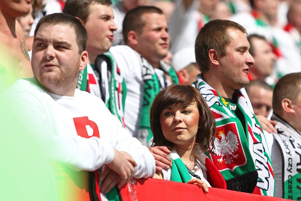 Legia Warszawa 0-1 Lech Poznań - fot. Piotr Galas (zdjęcie 31 z 103)
