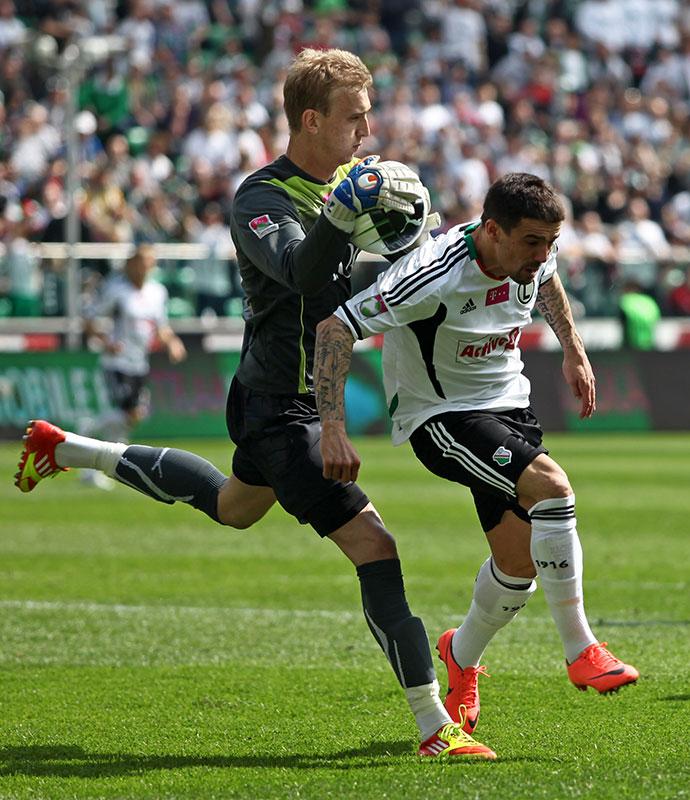 Legia Warszawa 0-1 Lech Poznań - fot. Piotr Galas (zdjęcie 34 z 103)
