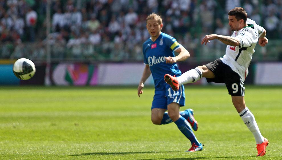 Legia Warszawa 0-1 Lech Poznań - fot. Piotr Galas (zdjęcie 35 z 103)