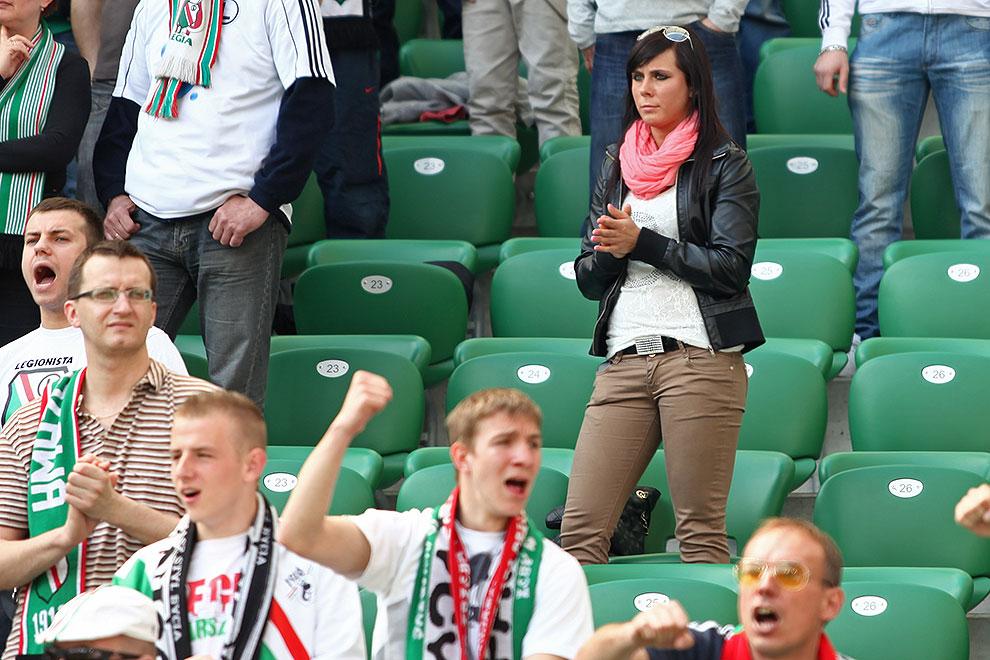 Legia Warszawa 0-1 Lech Poznań - fot. Piotr Galas (zdjęcie 36 z 103)